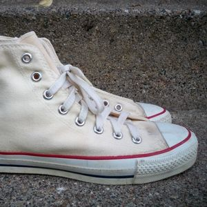 Vintage Converse All Star Chucks Sneakers Men's 7